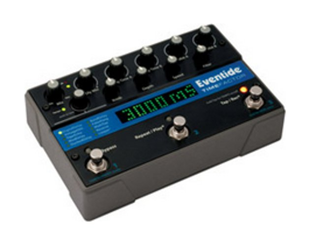 Eventide TimeFactor Twin Delay Stompbox TIMEFACTOR