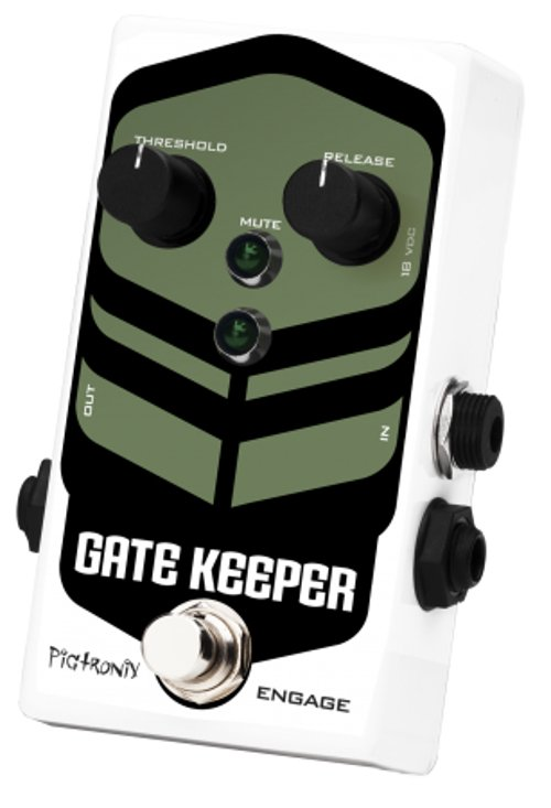 High Speed Noise Gate Pedal