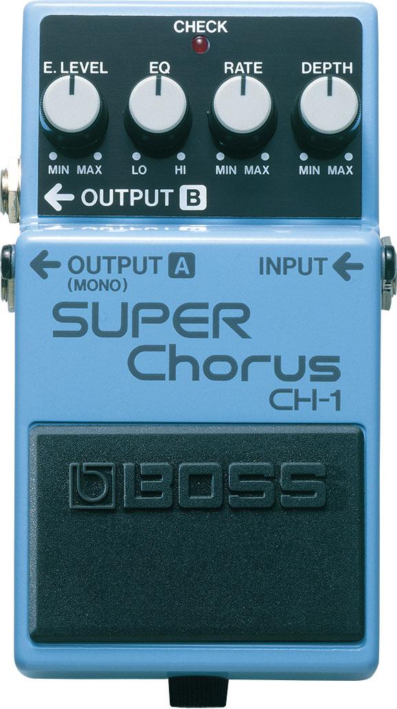 Pedal, Super Stereo Chorus