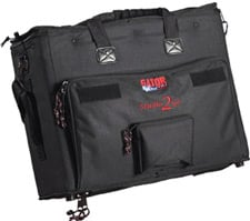 2 RU Padded Bag for Laptop and Portable Recording Equipment