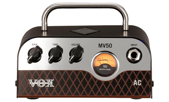 Vox Amplification MV50 AC 50-Watt Mini Head MV50AC