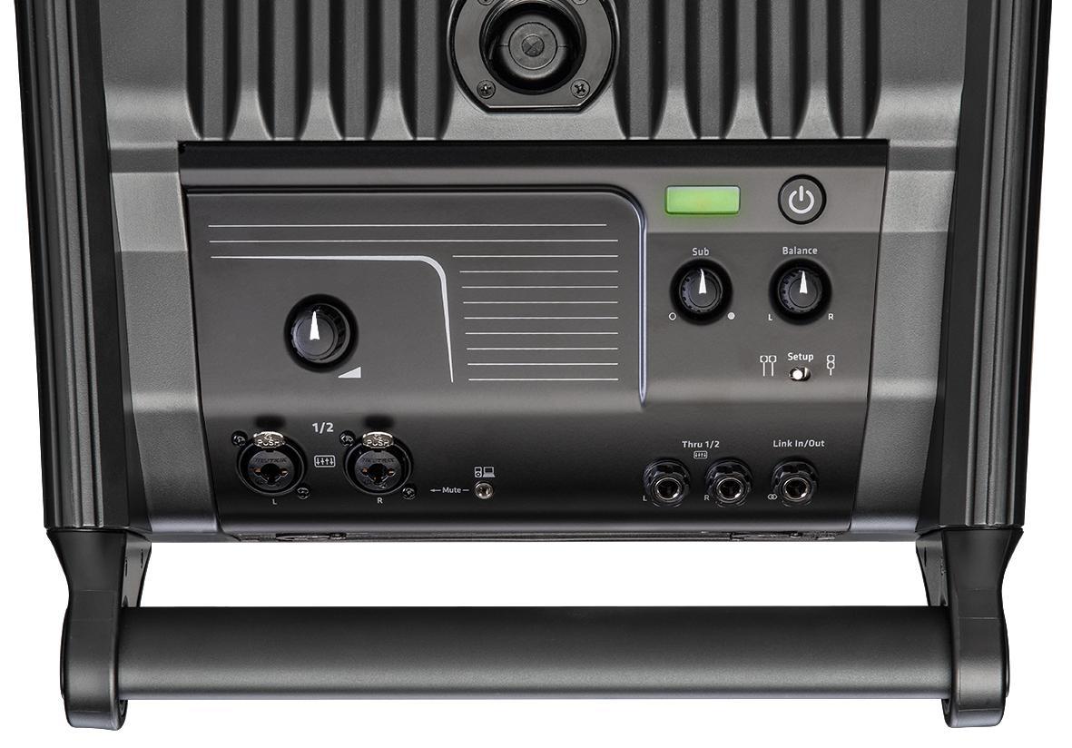 Ultra-Compact Portable PA