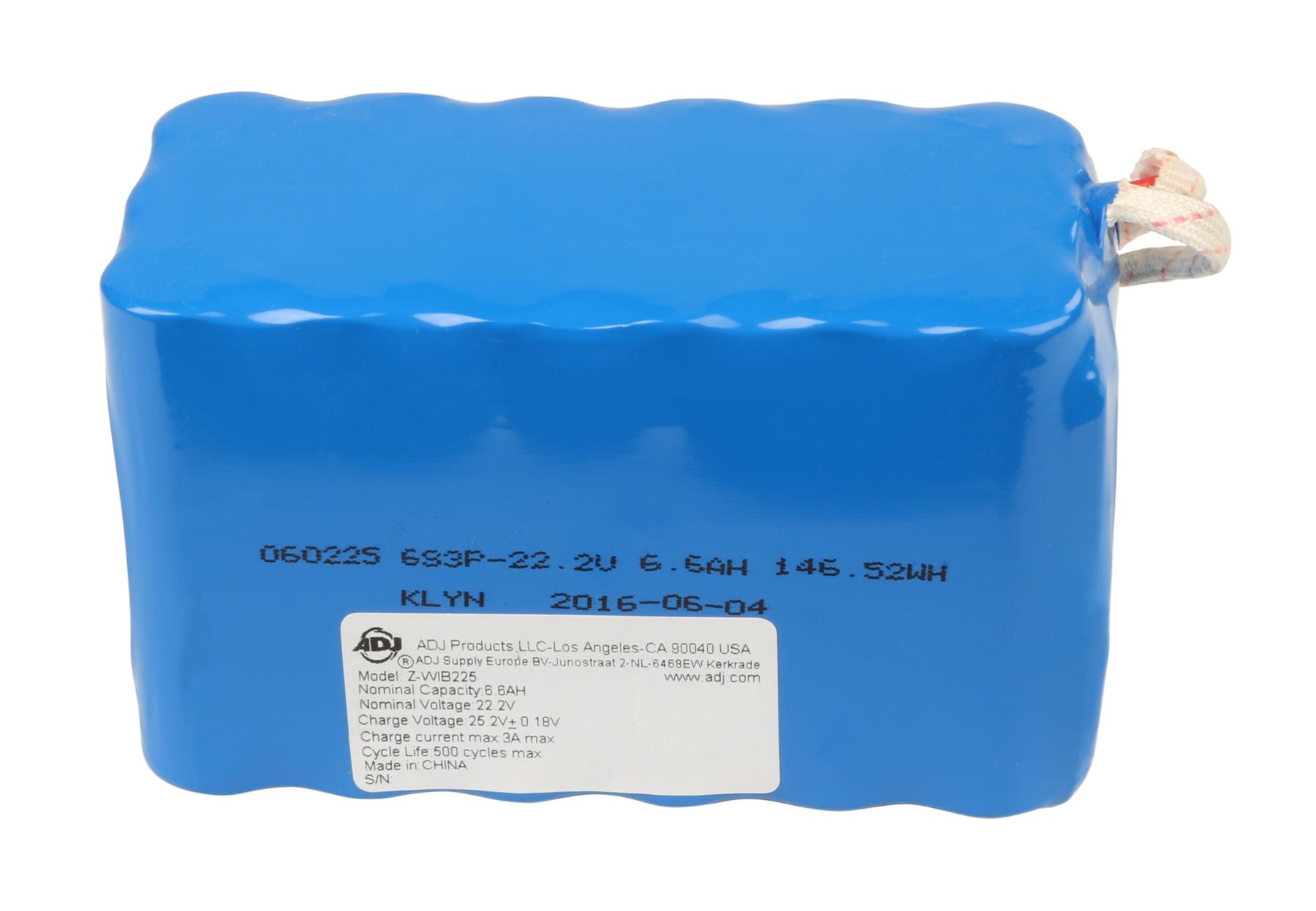 Battery for WiFLY Par QA5
