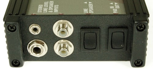 Passive Direct A/V Interface Box