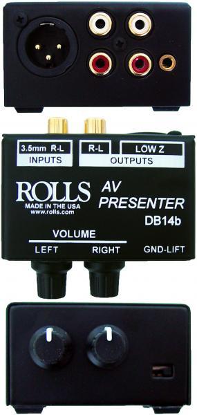 AV Presenter