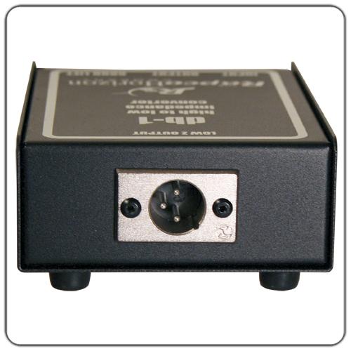 Straight Line Passive DI Box
