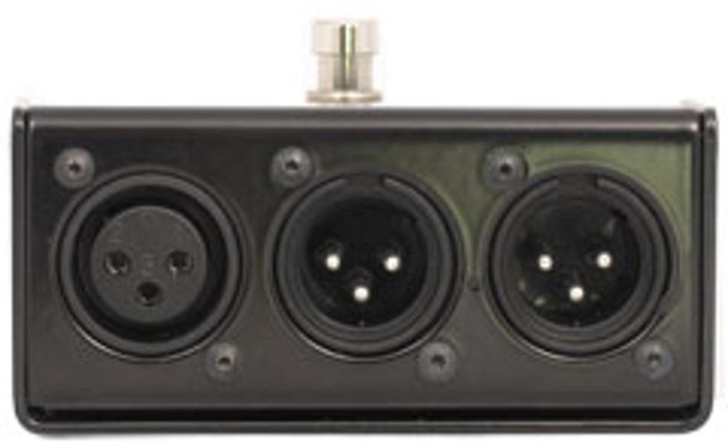 Microphone Signal Splitter / Mute Switch