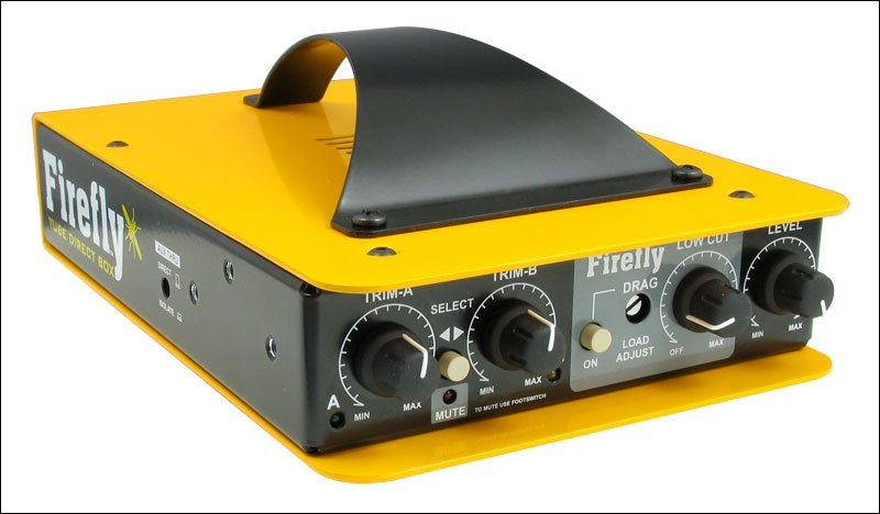 Radial Engineering FIREFLY Tube Direct Box FIREFLY