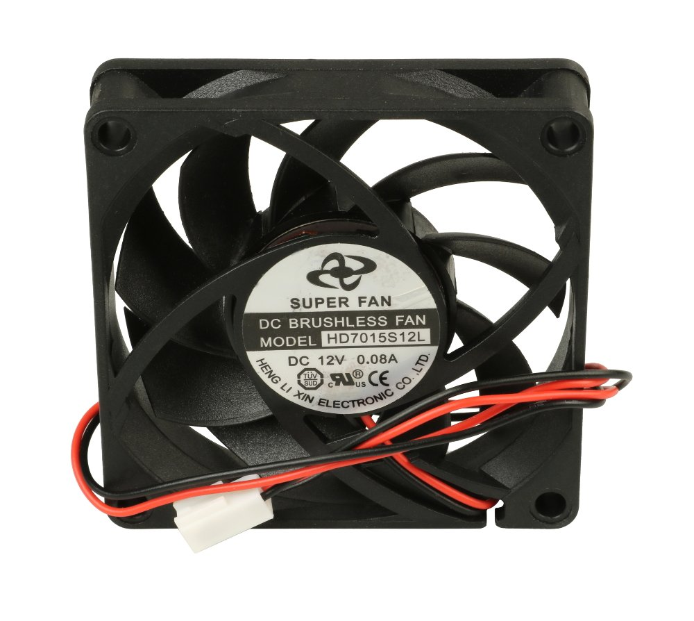 Opti RGB LED Fan