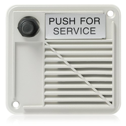 Outdoor Surface Mount Intercom Stations with Compression Driver and Call Switch 2W 25V