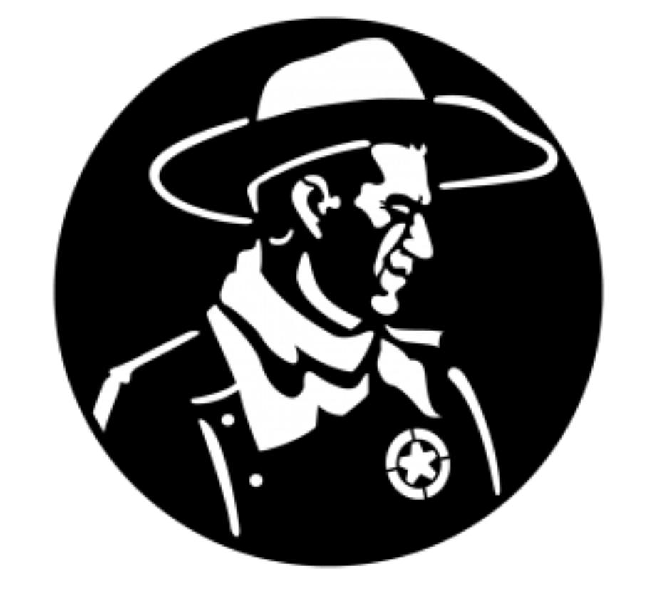 Cowboy Steel Gobo