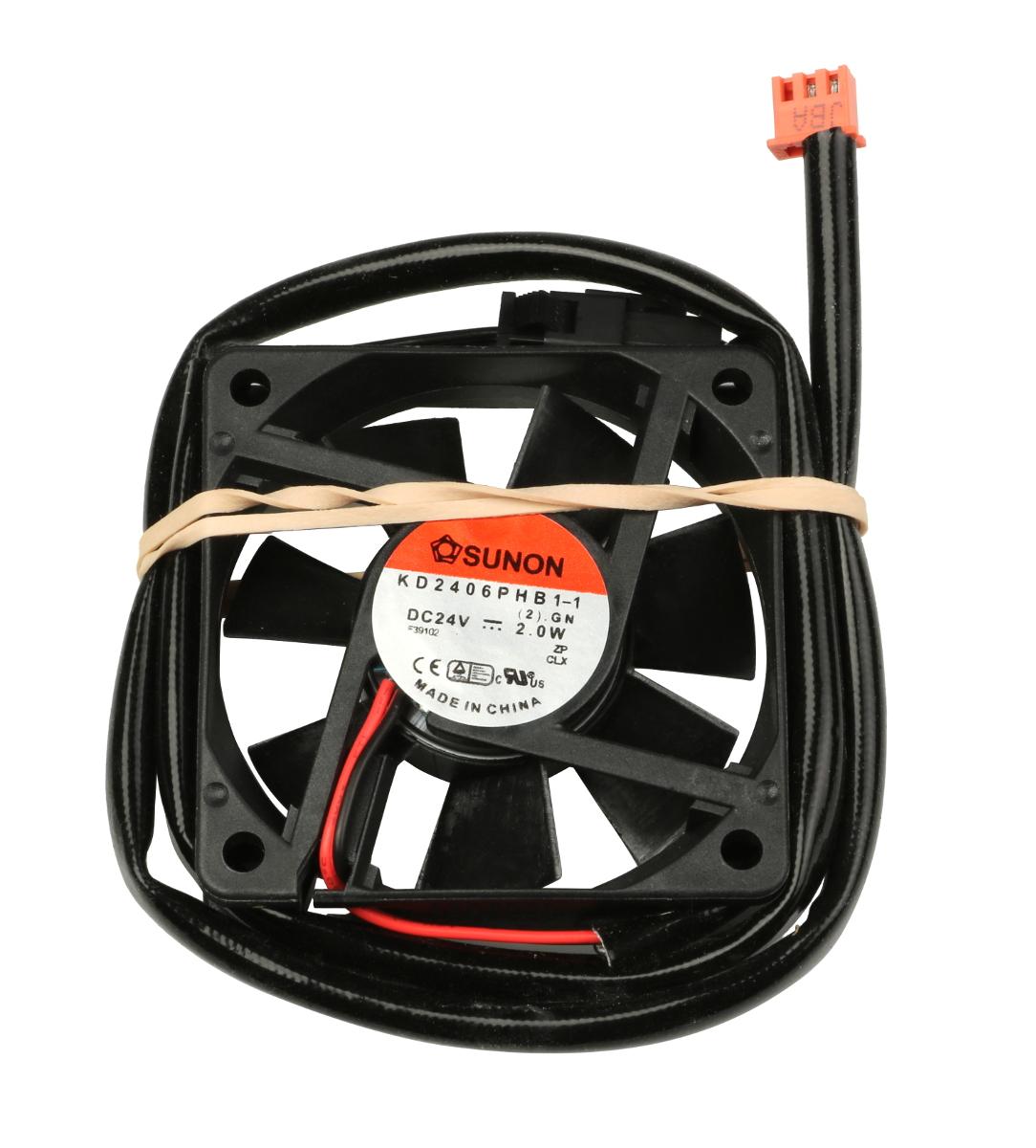 24V 2W Fan for Design Wash LED Zoom
