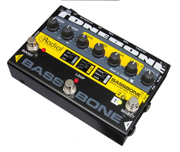 Bass Preamp and DI Box