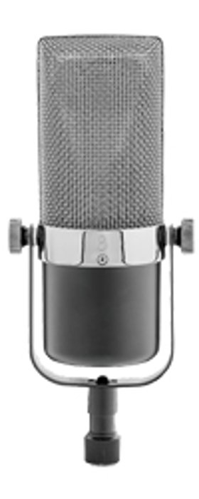Apex Classic Ribbon Microphone with Black Case