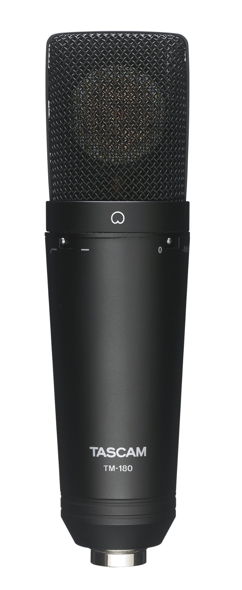 Studio Condenser Microphone with Case and Shock Mount