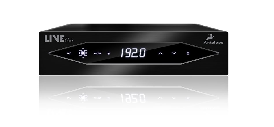 192 kHz Live Master Clock