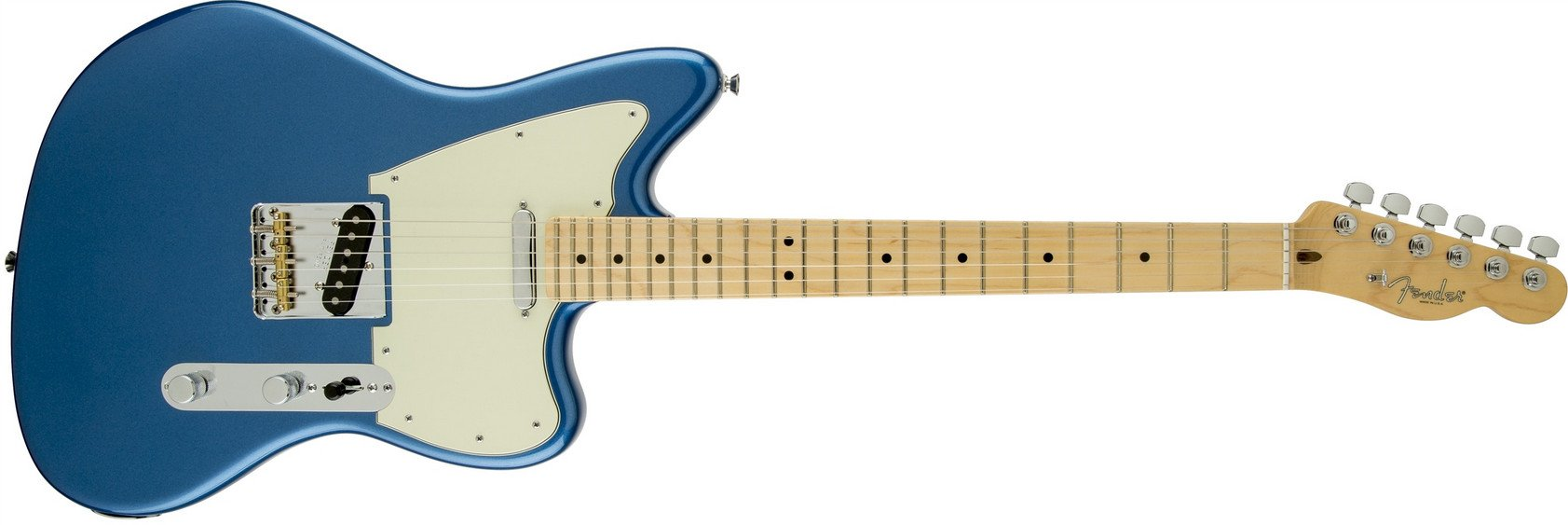 Limited Edition American Standard Offset Telecaster Guitar