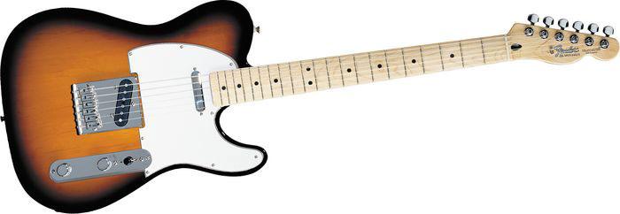 Standard Telecaster Guitar, Maple Fretboard