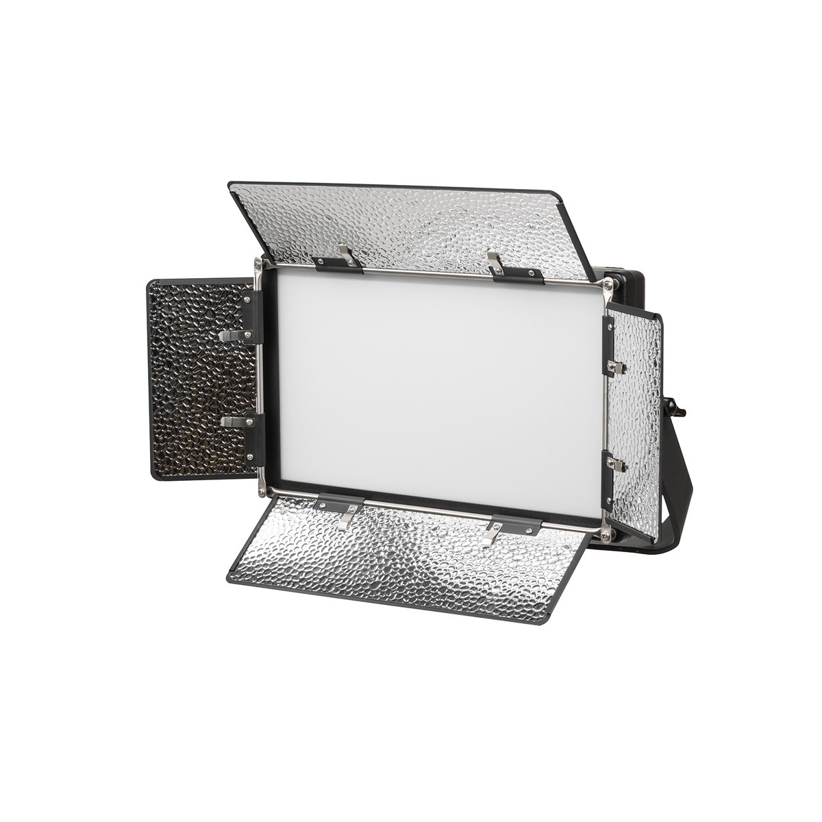 ikan Corporation LB5 Lyra Bi-Color 3200K-5600K Soft Panel Half x 1 Studio and Field LED Light LB5-IKAN