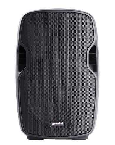 12-Inch, 2-way Powered Loudspeaker with Bluetooth