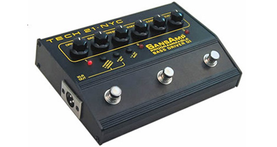 Programmable Bass Driver DI