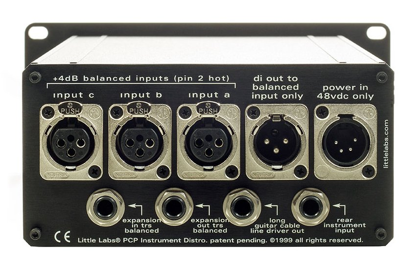 Instrument Distro./Guitar Splitter
