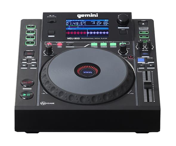 Gemini MDJ-900 Professional USB Media Player MDJ-900