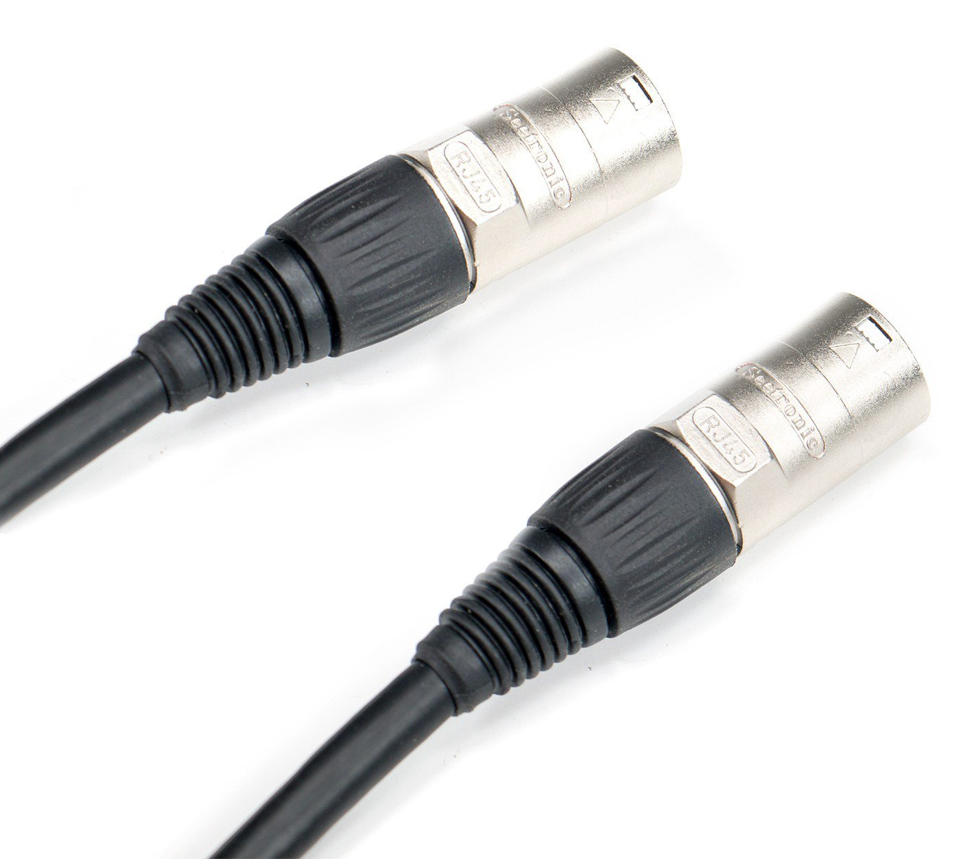 10 ft Ultra Rugged Shielded Tactical CAT6 Cable