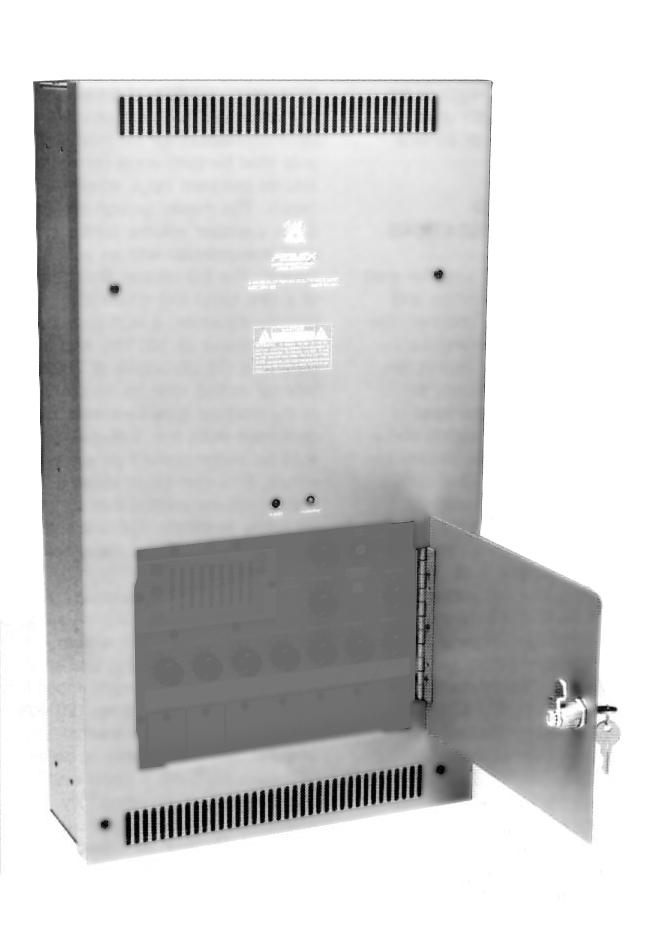 Enclosure for WMA 150