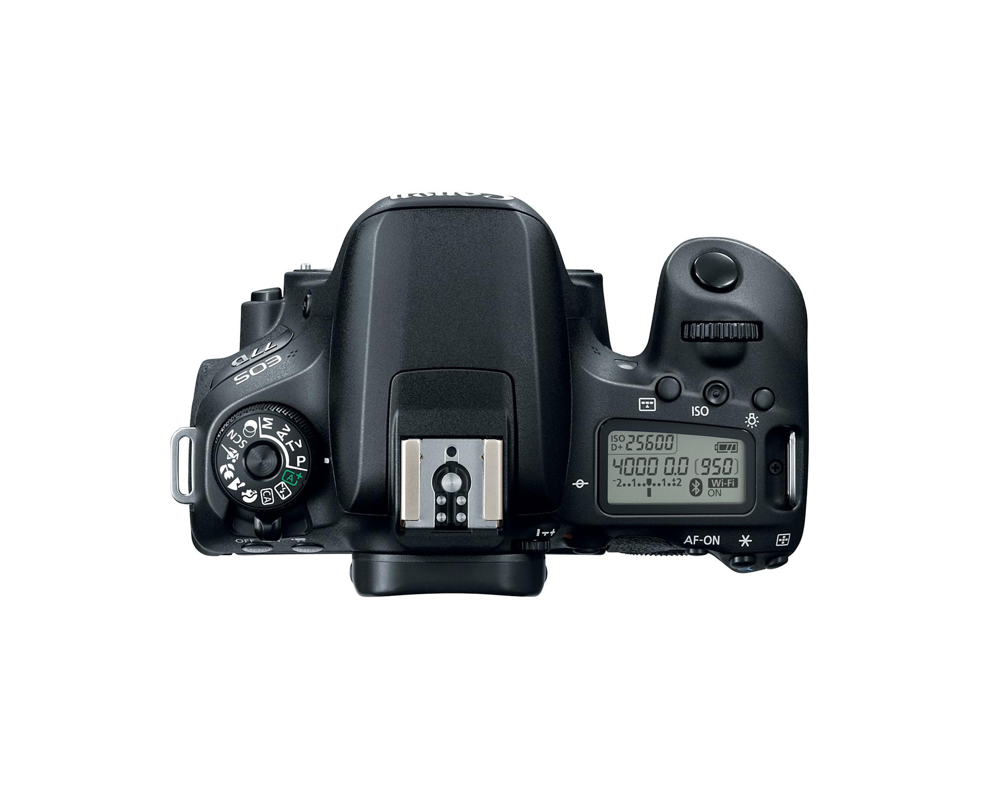 DSLR Kit with EF-S 18–135mm IS USM Lens Kit
