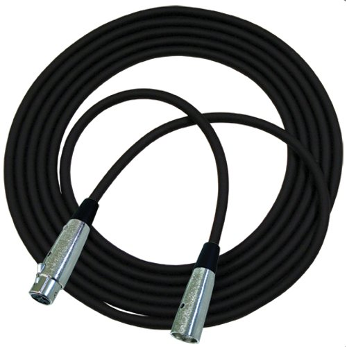 25 ft Studio Series Microphone Cable with REAN XLR Connectors