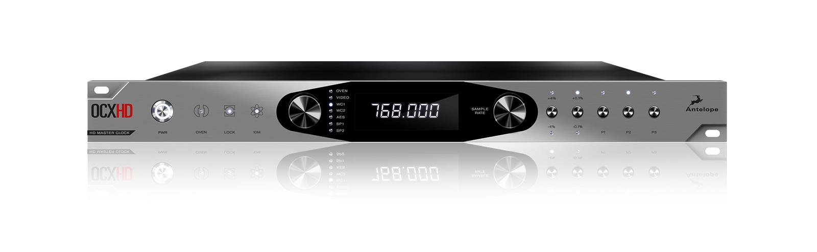Antelope Audio OCXHD 768 kHz HD Master Clock OCXHD