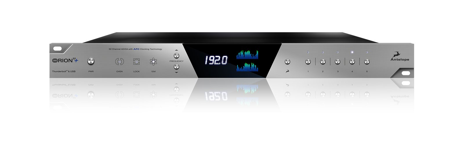 Antelope Audio Orion32+ 32-channel AD/DA with Thunderbolt and USB Interfaces ORION32+