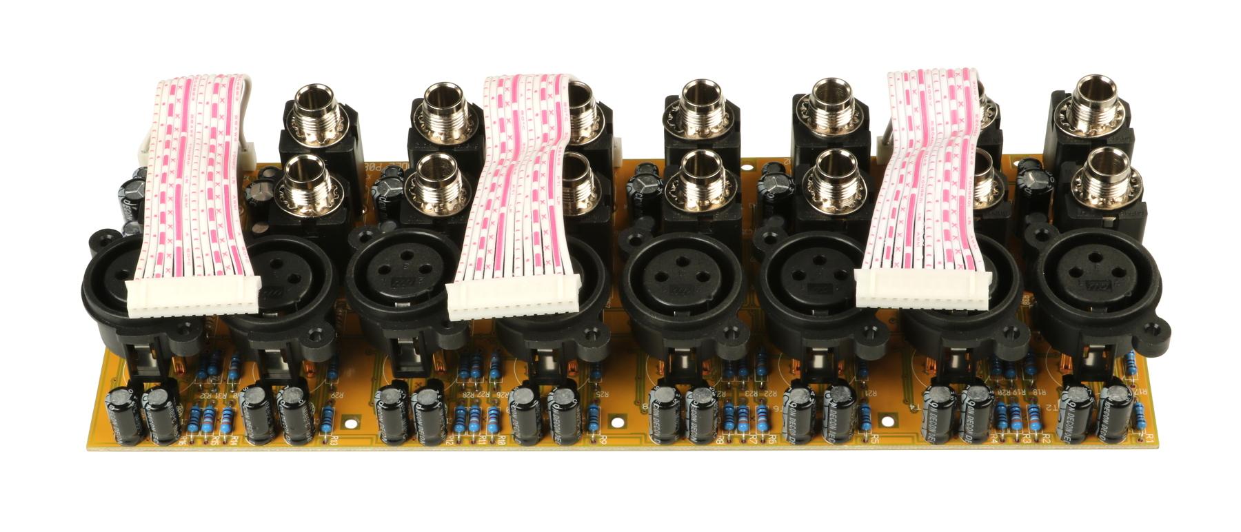 Input PCB for EURODESK SX3242FX