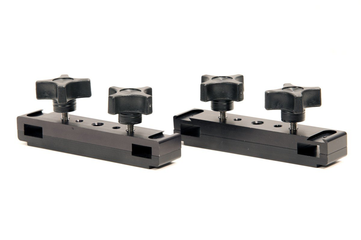 Set of 2 Shuttle Pod Mini End Clamps