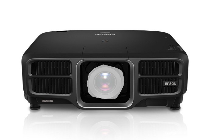 Black Laser WUXGA 3LCD Projector with No Lens