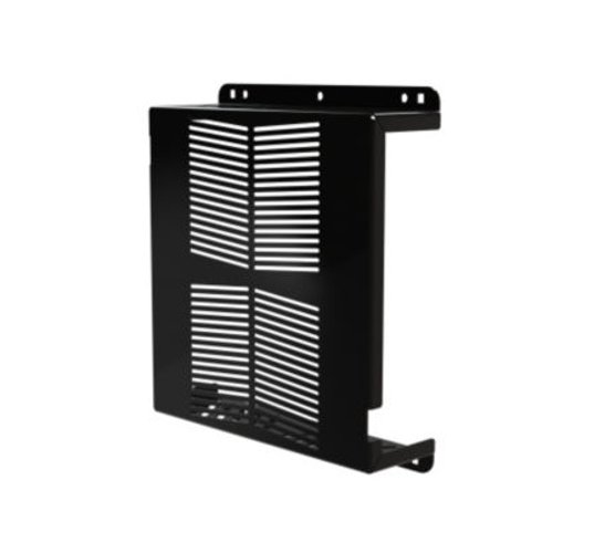 Black XBox 360 Security Cover/Mount