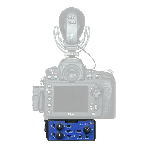 Active XLR Compact Adapter