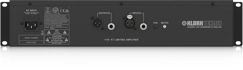 Classic FET-Style Compressor with Class-A Line Level Amplifier