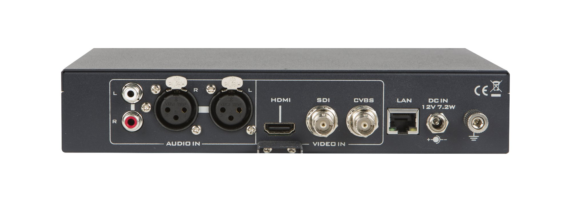 Datavideo NVS-25 H 264 Video Streaming Server And Recorder