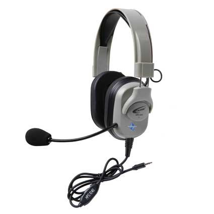 Titanium Series Headset with To Go Plug