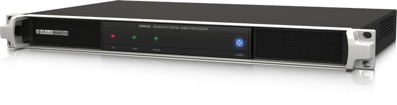 Advanced Digital Audio Processor with Configurable DSP