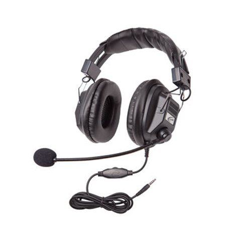 Switchable Stereo / Mono Headset