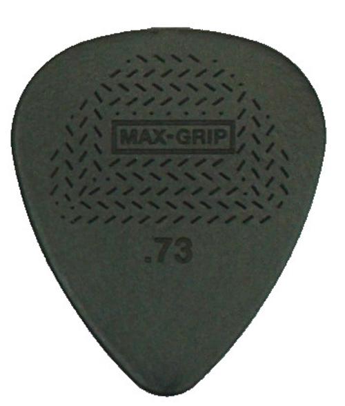 72-Pack (1/2 Gross) MaxGrip.73mm Nylon Guitar Picks