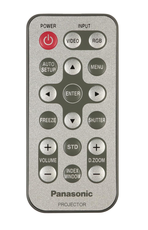 Panasonic Projectors Remote