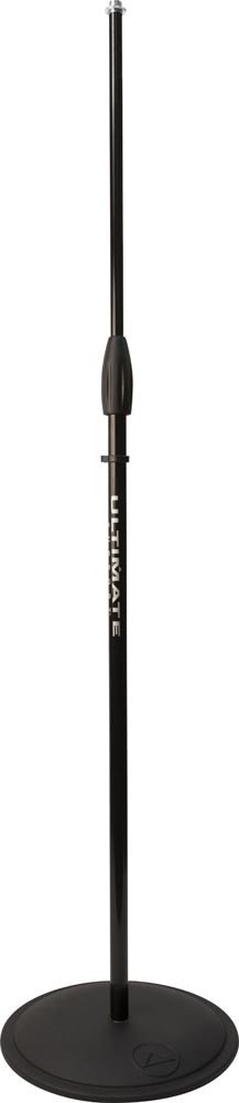 Pro Series R Microphone Stand with Quarter-Turn Clutch and Standard Weighted Base