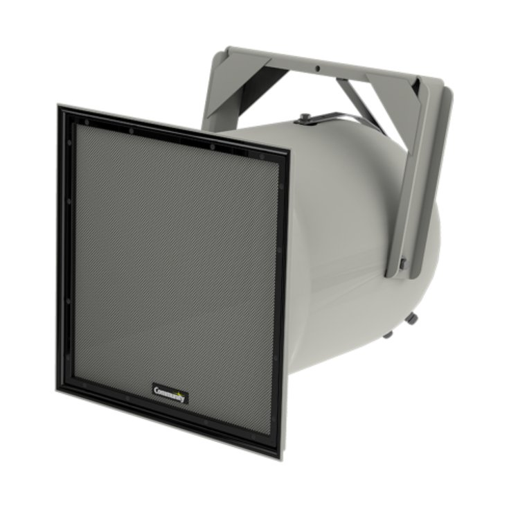 Dual 12-Inch High Output, High Performance 3-Way Indoor/Outdoor Speaker