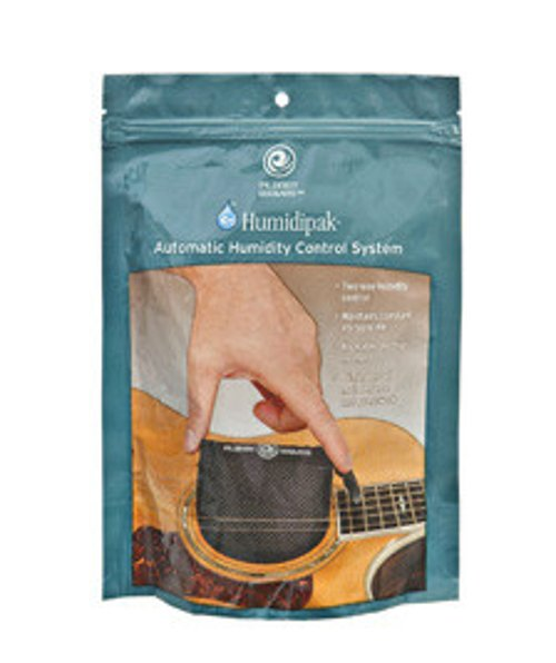 Automatic Humidity Control System for Acoustic Guitars