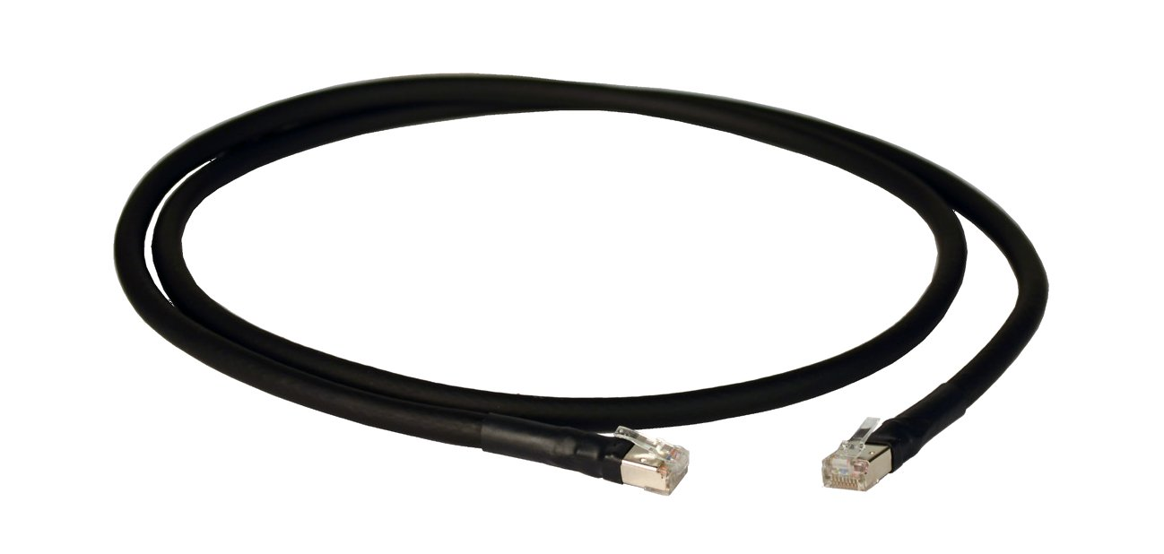 50 ft CAT6 Shielded Extension Cable with RJ-45 Connectors