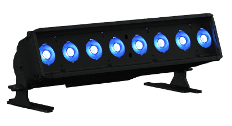 ETC/Elec Theatre Controls CSLINEAR1DB-A  Black 1/2 Meter Dark Blue ColorSource Linear with Edison Connector CSLINEAR1DB-A